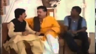 Dil da booha Sohail Ahmed Amanat Chan Iftikhar Thakur very funny clip