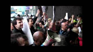 Nick Clegg Visits Leicester (Cinema de Lux Q&A)
