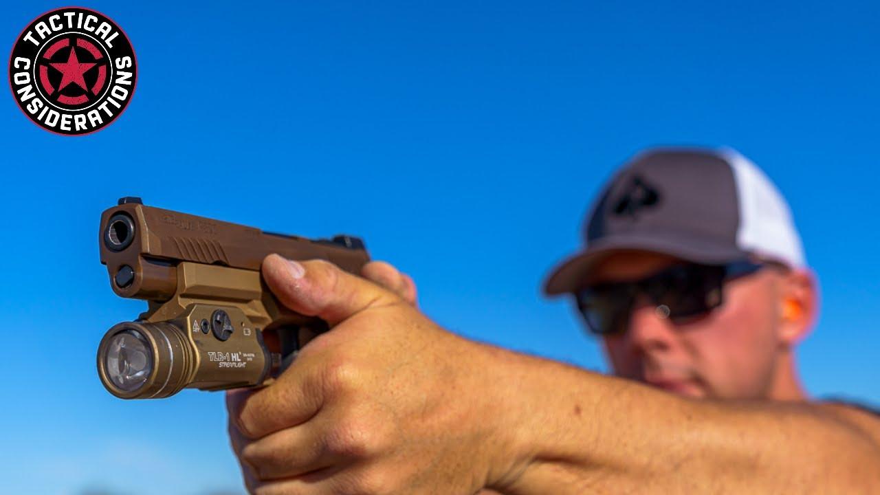 Sig M17 Modular Handgun Did Big Army Get It Right?