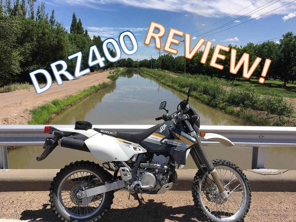DRZ400 REVIEW: DRZ400 vs DR650 - YouTube