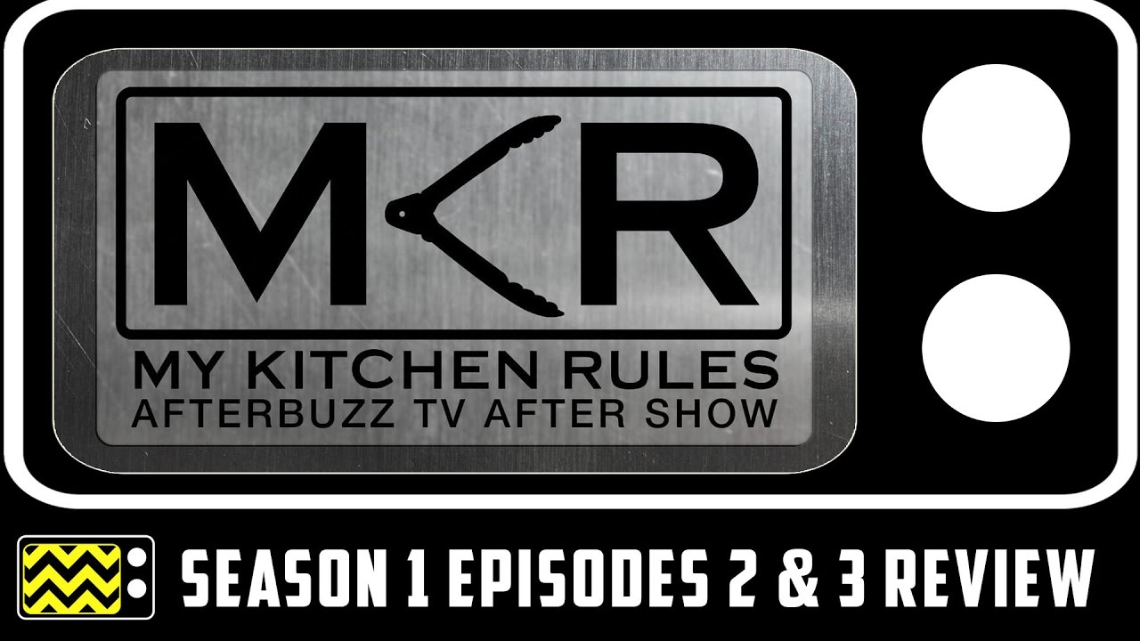 My kitchen rules season 1 episodes 2 3 review after for Y kitchen rules season 6