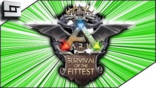 ARK: Survival Of The Fittest w/ Zueljin, Draax, and Mazion! ( Gameplay ) Part 1