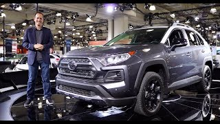 Is the 2020 Toyota RAV4 TRD the ULTIMATE off road CUV?