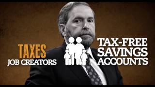 "HarperCon Ad Attacks ""Reckless"" NDP Spending Promises"