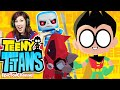 DARKSEID Teeny Titans | Teen Titans Go! App | Cartoon Network Gaming by Epic Toy Channel
