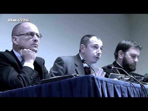 🔴Mauro Biglino - Incontro con teologi a Milano - 06 Marzo 2016