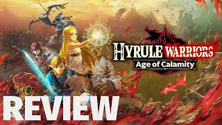 Hyrule Warriors: Age of Calamity Review - Your New Favorite Warriors Game (Video Game Video Review)