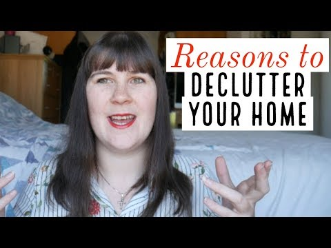 Reasons to Declutter Your Home - The Benefit of A Simplified Home