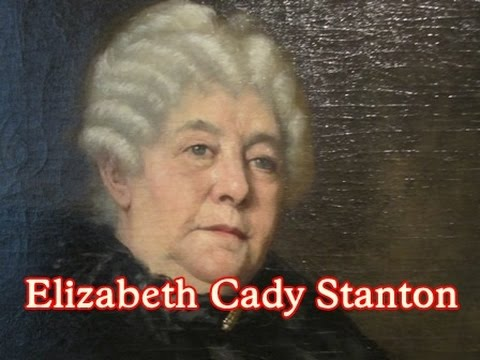 "rhetorical biography elizabeth cady stanton Speaking truth to power: a rhetorical biography of elizabeth cady stanton our forefathers' proclamation in the declaration of independence that ""all men are."