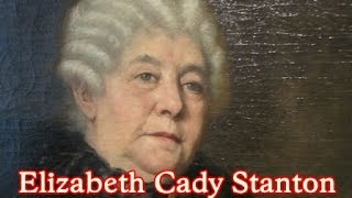 Biography Brief: Elizabeth Cady Stanton