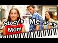 STACY'S MOM (Fountains of Wayne) - Piano Tutorial