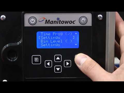 Manitowoc® Ice Machines - Indigo™ Series