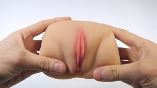 Реалистичная вагина CyberSkin® Pussy with Virtual Pubic Bone
