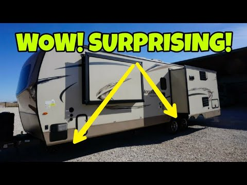 DIDN'T EXPECT THAT! Cool Upgrades on this Travel Trailer RV!