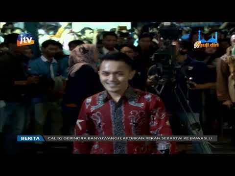 Jihan Audy Demi Masa Pembukaan Kampung Ramadhan Sidoarjo