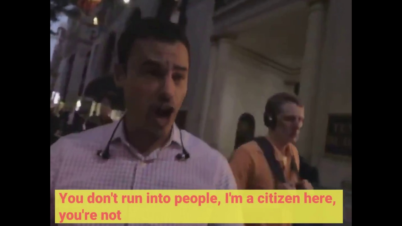 Compilation of NYC Racist Lawyer Aaron Schlossberg