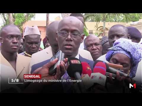 Sénégal: limogeage du ministre de l'Energie