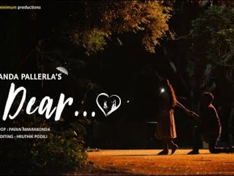 DEAR   TELUGU SHORT FILM || ENGLISH SUBTITLES
