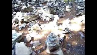 Appalachian Trail Loner #99 BLAIR WITCH WOODS 2012 Thru Hike