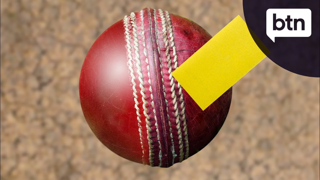 Cricket Ball Tampering Behind The News