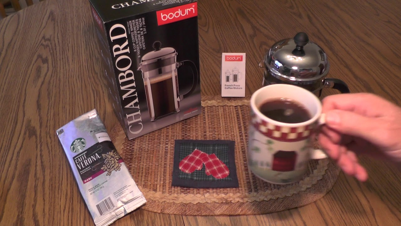 Bodum Tassen Bodum Chambord French Press Review