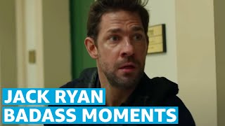 Jack Ryan Series Season 2 | Most Badass Moments | Prime Video
