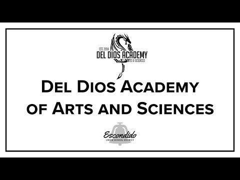 Del Dios Academy of Arts and Sciences Shines