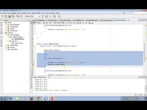 Lecture 12 Multithreading Programming