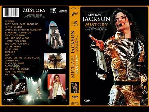 Michael Jackson History World Tour Live in Munich 1997 (HD)