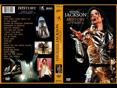 Descargar Video Michael Jackson History World Tour Live in Munich 1997 (HD)