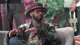 talented actordirector nelsan ellis last full interview on the pascal show