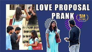Love proposal prank 2.0 | revenge and emotional moment | Mr.no1dubakur