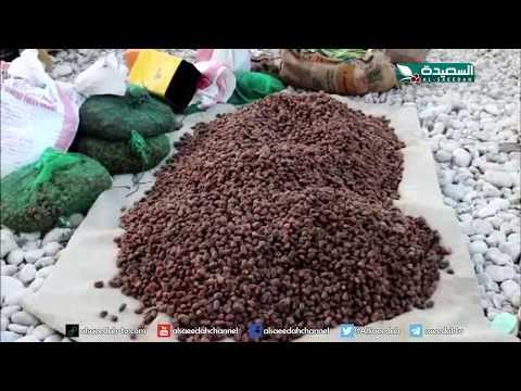 سوق الأربعاء في دوعن حضرموت (18-10-2019)