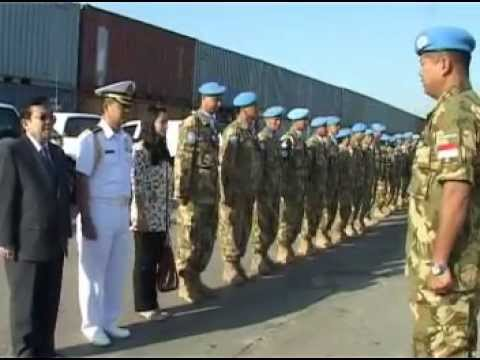 PARTICIPATION OF KRI DIPONEGORO-365 IN UNIFIL MTF