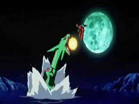 rayquaza vs deoxys hallowed be thy name youtube