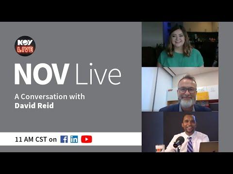 NOV Live: A Conversation with David Reid