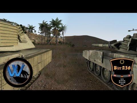 ArmA 2 - Panzer TvT (1/2)