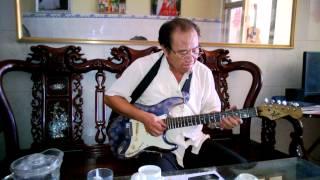 Gà gáy dân ca Cống khao Guitar Hà Ân