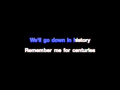 Fall Out Boy - Centuries Karaoke
