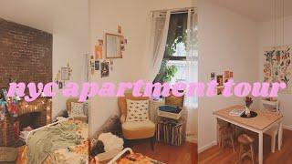 my nyc studio apartment tour!