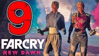 MICKEY & LOU! SCONTRO VS LE GEMELLE - FAR CRY NEW DAWN [Walkthrough Gameplay ITA HD - PARTE 9]