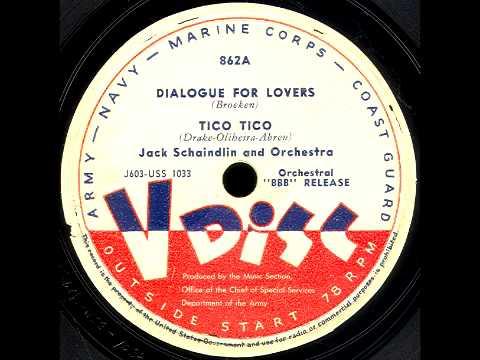 V-Disc 862  Jack Shaindlin