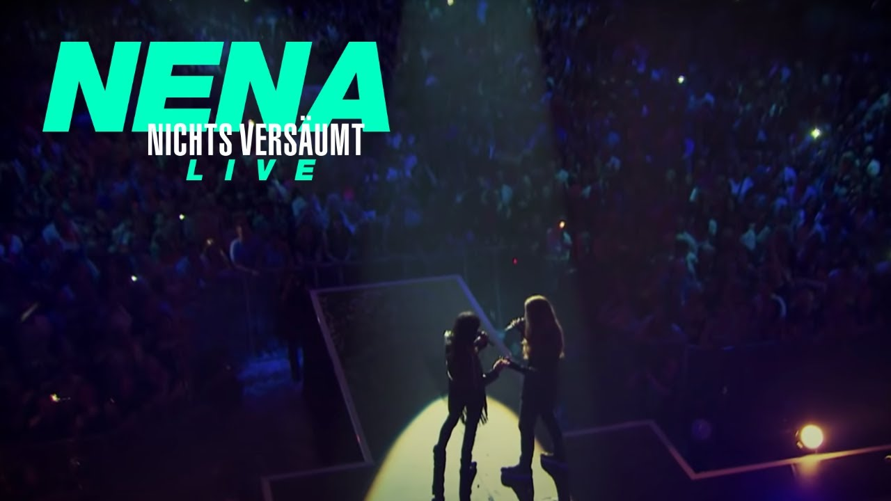 "824412f800203 Nena – ""Nena – Nichts Versäumt Live"""