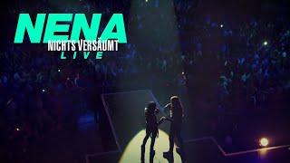 NENA | IN MEINEM LEBEN | NICHTS VERSÄUMT [Official Live Video]