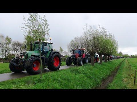 Tractor Event: Trekkersterrit Heerde 2017 | Door omgeving Heerde, Epe