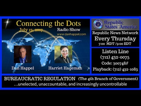 The 4th Branch of Government - Bureaucratic Regulation