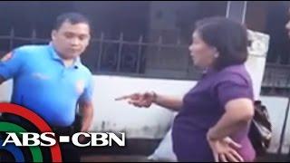 TV Patrol: Opisyal ng Napolcom, nanigaw ng mga pulis