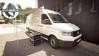 Wóz dźwiękowy z systemem SSL w firmie 120dB