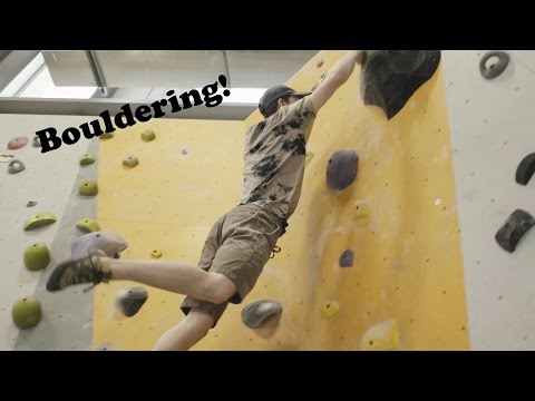 Intro To Bouldering - V3/V4 - Alaska Rock Gym