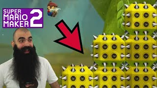 These Levels are Dirty - Mario Maker 2: No Skip Endless Super Expert #23